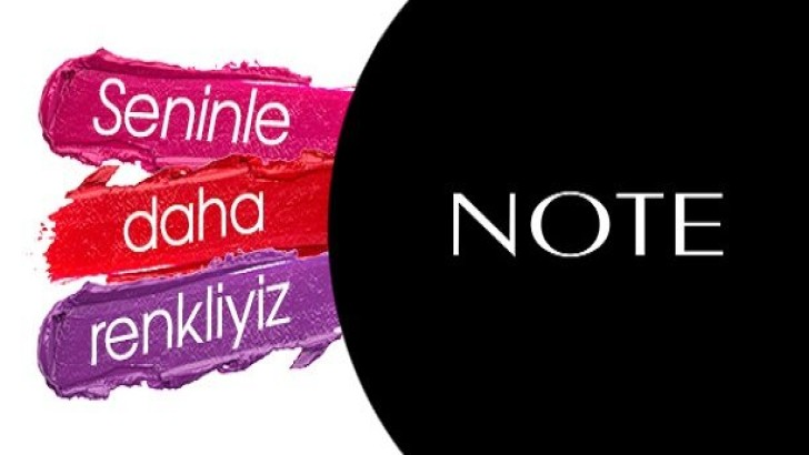 NOTE Cosmetics Assistant Quality Control Manager