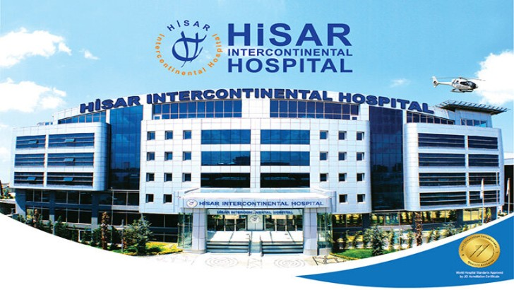 Hisar Hospital Intercontinental Laboratuvar Teknikeri